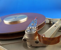 Mécanique de HDD Images libres de droits