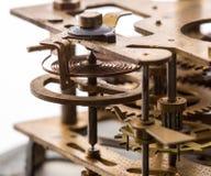 Mécanisme d'horloge Images stock