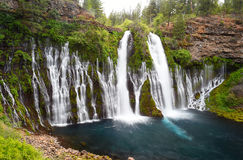 McArthur Burney falls, Burney, California, United States Stock Photography