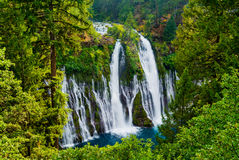 McArthur-Burney Falls Royalty Free Stock Photos