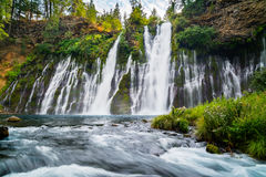 McArthur-Burney Falls Royalty Free Stock Photos