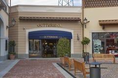 McArthurGlen-Designer Outlet Barberino in Italien Lizenzfreies Stockfoto