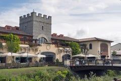 McArthurGlen-Designer Outlet Barberino in Italien Lizenzfreies Stockbild