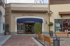 McArthurGlen Designer Outlet Barberino in Italy Royalty Free Stock Photo