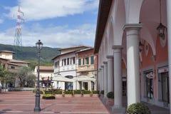 McArthurGlen Designer Outlet Barberino in Italy Stock Photos