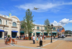 McArthurGlen Designer Outlet Royalty Free Stock Image