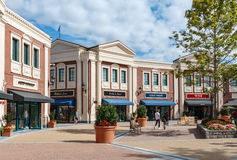 McArthurGlen Designer Outlet Stock Photography