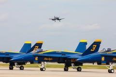 2015 MCAS Air Show at Beaufort, SC. Stock Photos