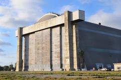 MCAS de Tustin del hangar del dirigible no rígido Imagenes de archivo