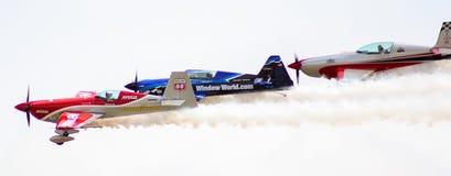 2015 MCB-de Lucht toont, Beaufort, Sc Royalty-vrije Stock Afbeeldingen