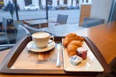 McCafe Royaltyfria Bilder