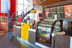 McCafe Royalty Free Stock Image