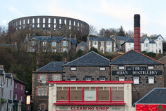 McCaig's Tower in Oban Royalty Free Stock Images