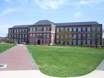 McCain Hall at Mississippi State University stock photo