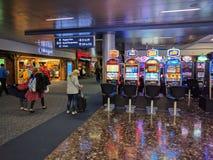 McCarran InternationalAirport Royalty Free Stock Photos