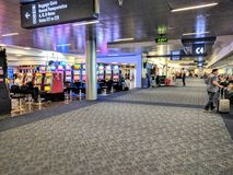 McCarran InternationalAirport Stock Image