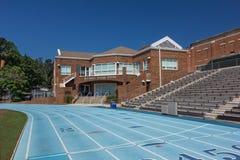 McCaskill-Fußball-Mitte am UNC-Kapellen-Hügel Stockfotografie
