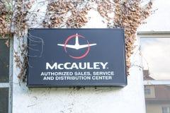 McCauley Stock Image