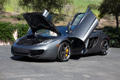 McClaren 2013 MP4-12C Photographie stock