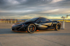 McClaren P1 Stock Photos
