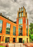 McClay Library at Queen's University - Belfast Stock Photography
