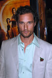 McConaughey, Matthew Stock Photography