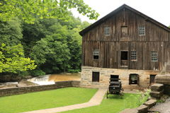 McConnells maler delstatsparken - Portersville, Pennsylvania Royaltyfria Foton