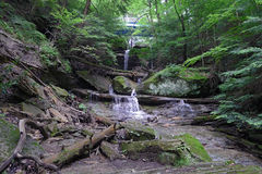 McConnells Mill State Park. Pennsylvania state park in Perry and Slippery Rock Townships, Lawrence County, Pennsylvania in the United States stock image
