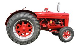 McCormick Diesel Tractor Stock Photos
