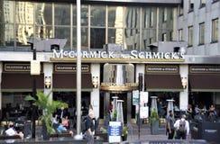 McCormick et Schmicks, Chicago, IL photos stock