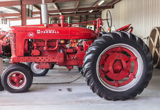 McCormick Farmall M Royalty Free Stock Images