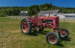 McCormick farmall tractor 200 Stock Photography