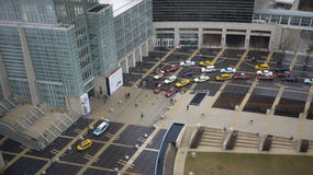 McCormick Place. 2301 S. Lake Shore Drive Chicago, Illinois 60616 royalty free stock photo