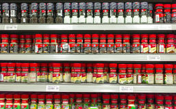 McCormick Spices Stock Photography