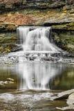 McCormicks Creek Reflected Royalty Free Stock Image