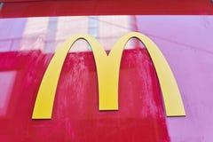 McDonald Стоковые Изображения RF