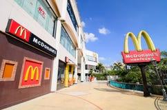 McDonald Στοκ Εικόνα
