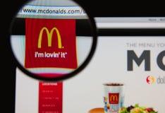 McDonald стоковая фотография rf