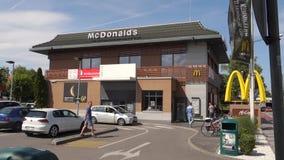 McDonald banque de vidéos