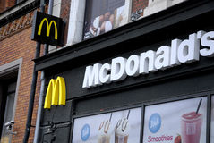McDonald Zdjęcie Stock