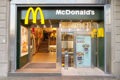 McDonald Стоковое Фото