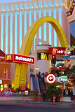 McDonald Pasek Las Vegas obraz royalty free
