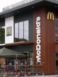 Mcdonald restuarant Royalty Free Stock Photos