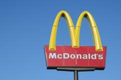 McDonald's fotos de stock