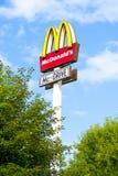 McDonald's Fotografia Stock Libera da Diritti