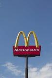 McDonald's Foto de archivo libre de regalías