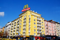 McDonald S Stockbild
