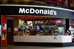 Εστιατόρια της McDonald's στην Ταϊλάνδη Στοκ εικόνες με δικαίωμα ελεύθερης χρήσης