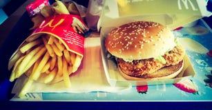 McDonald's Στοκ Φωτογραφίες
