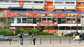 McDonald's Stockbilder